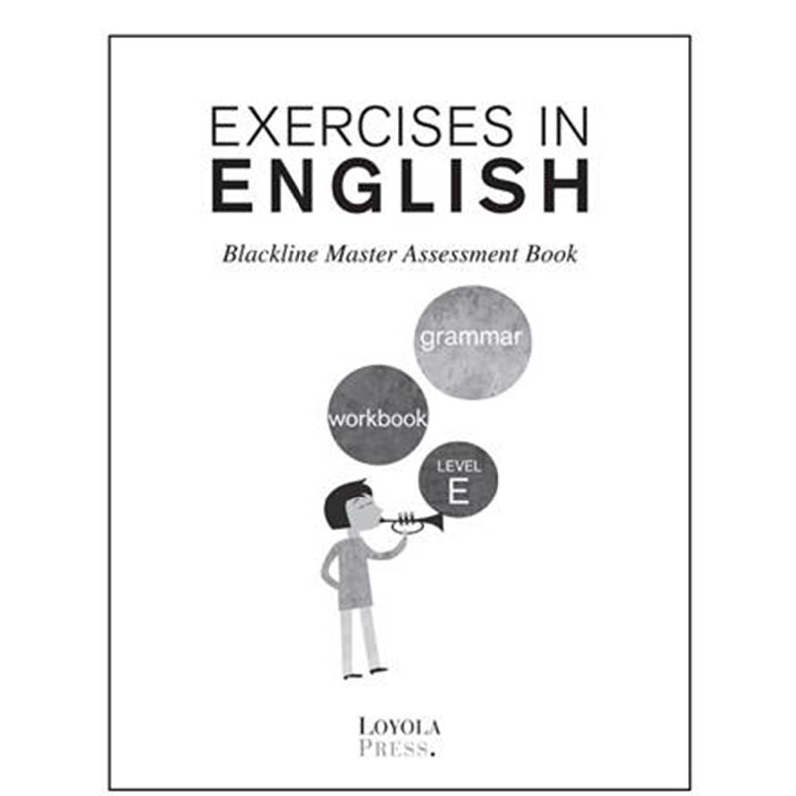 2013 Exercises in English Level E: Grade 5 Assessment Book