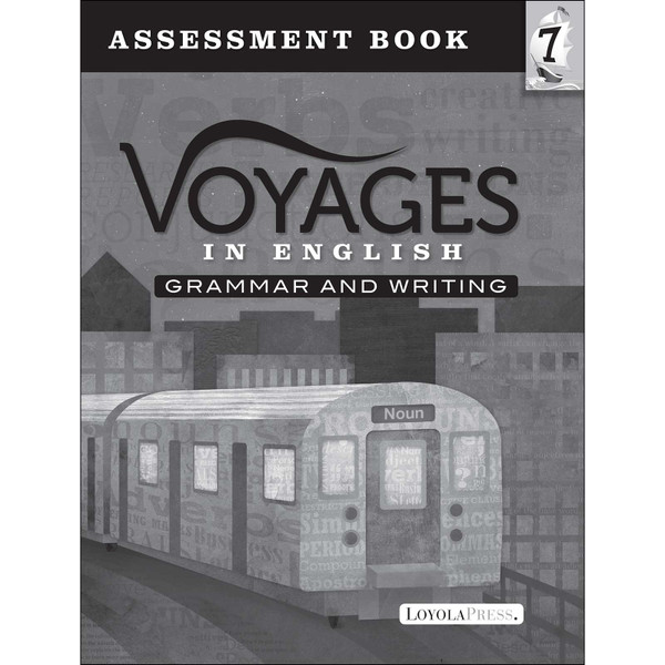 Voyages In English 2018 Grade 7 Assessment Book 25pk Loyola Press A handbook for college teachers by thomas a. voyages in english 2018 grade 7 assessment book 25pk